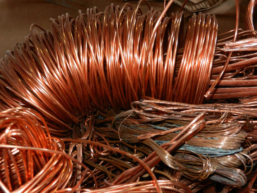 #1 Copper
